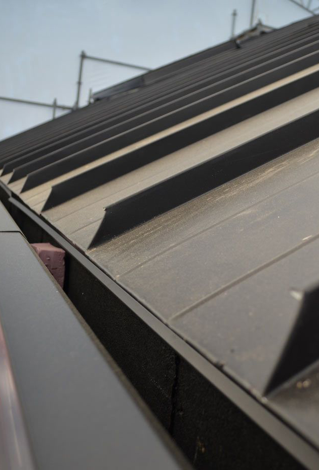 Vancouver Roof Gutter Installation